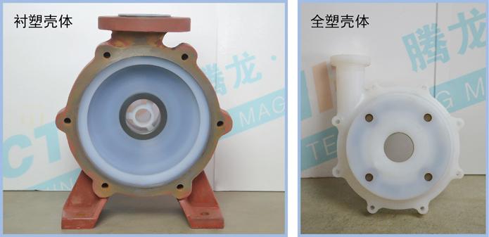 磁力泵泵壳