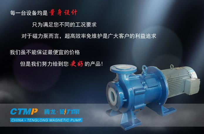 IMD-F磁力泵