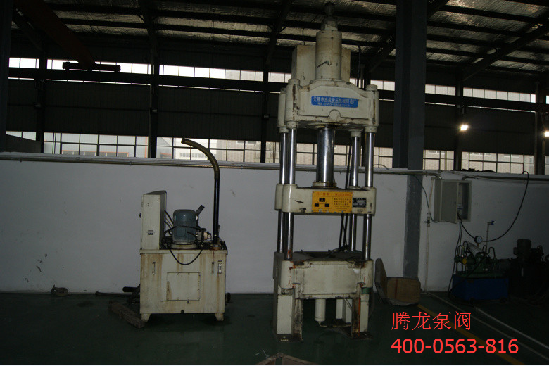 PVDF模压成型液压机