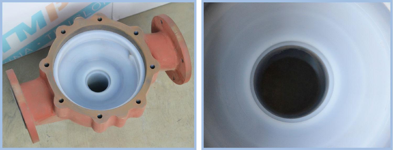 氟塑料管道泵泵壳