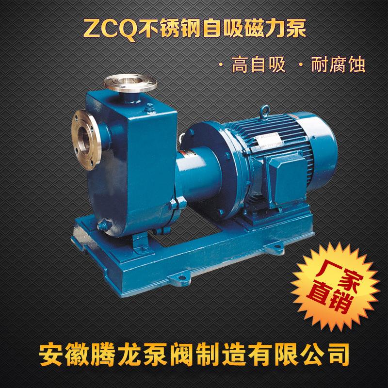 ZCQ不锈钢磁力泵