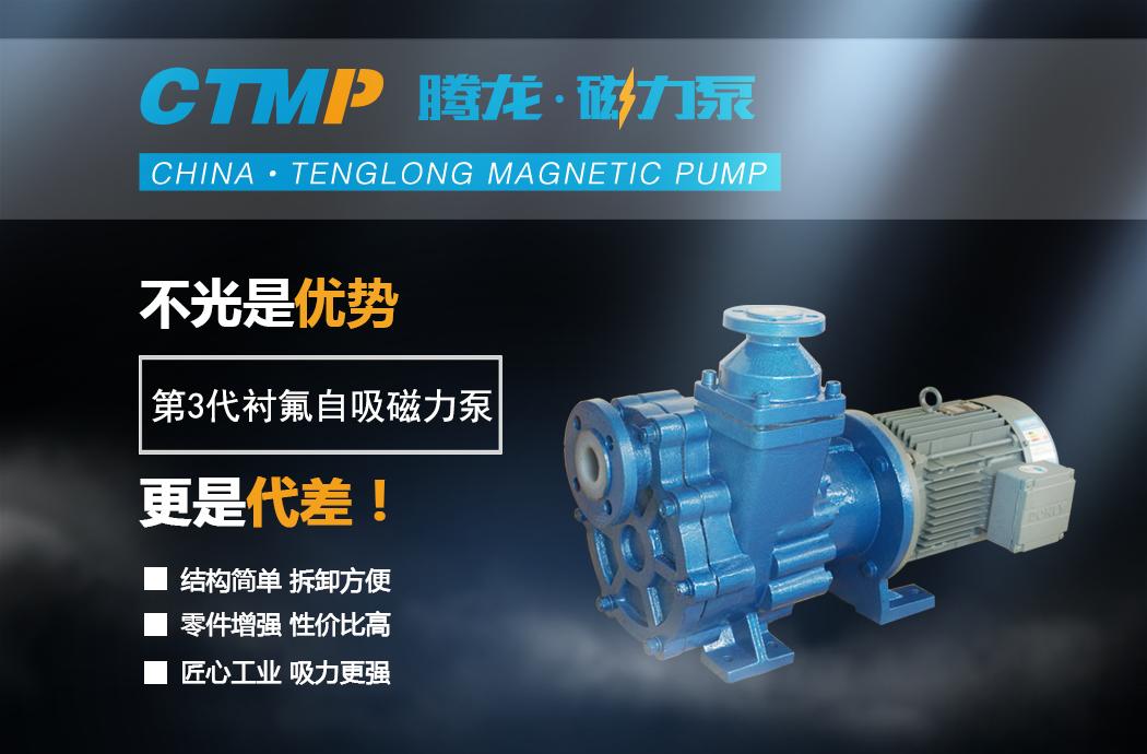 ZFT自吸磁力泵