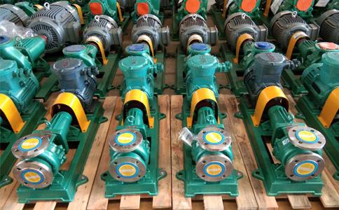 化工离心泵的安装高度计算公式