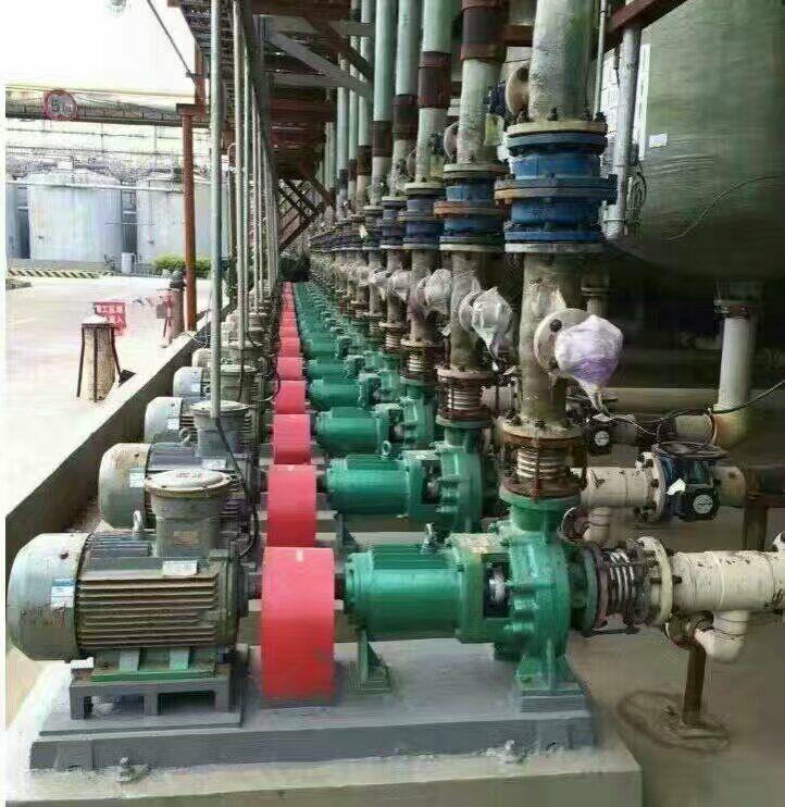 浙江湖洲某化工厂使用现场