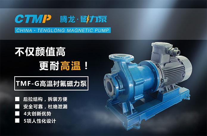 TMF-G高溫氟塑料磁力泵