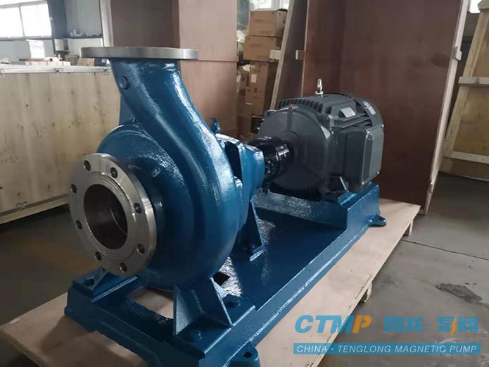 腾龙IH150-125-315不锈钢离心泵出口印度