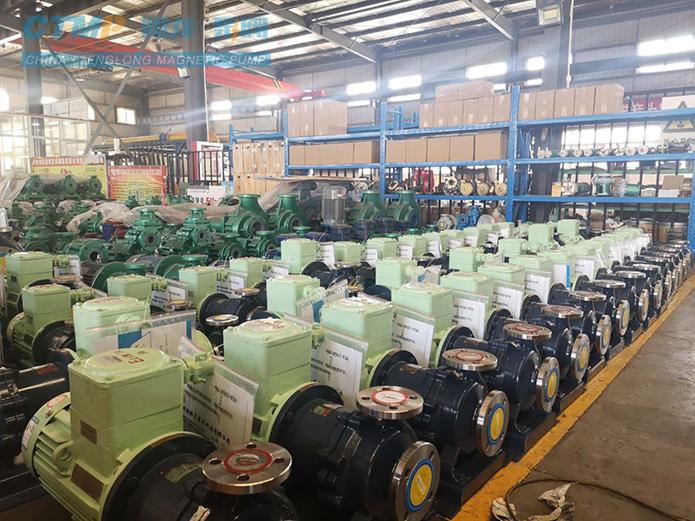 腾龙CQB40-32-250P不锈钢磁力泵亚太药业