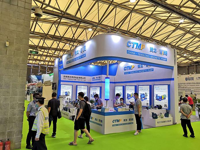 腾龙参加第21届中国环博会