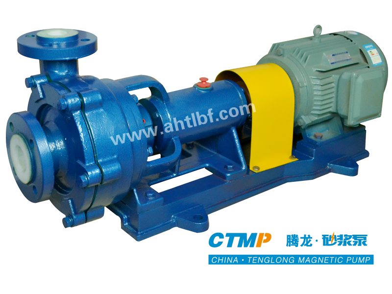 UHB-ZK耐腐耐磨砂浆泵(脱硫泵)