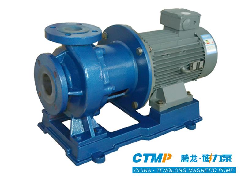 TMF衬氟有机溶剂输送泵