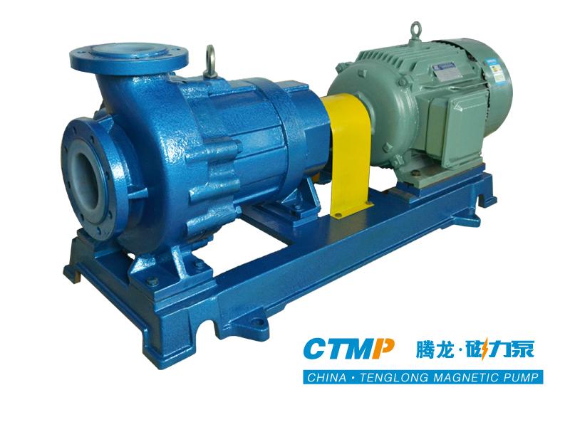 CQB-FA氟塑料磁力泵(非直联)
