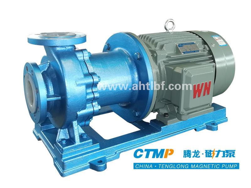 TMF-G高温衬氟磁力泵