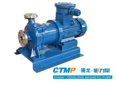 CQB-P不锈钢磁力泵