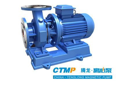 金属管道泵