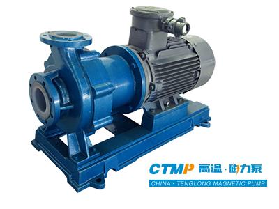 高温浓硫酸专用磁力泵
