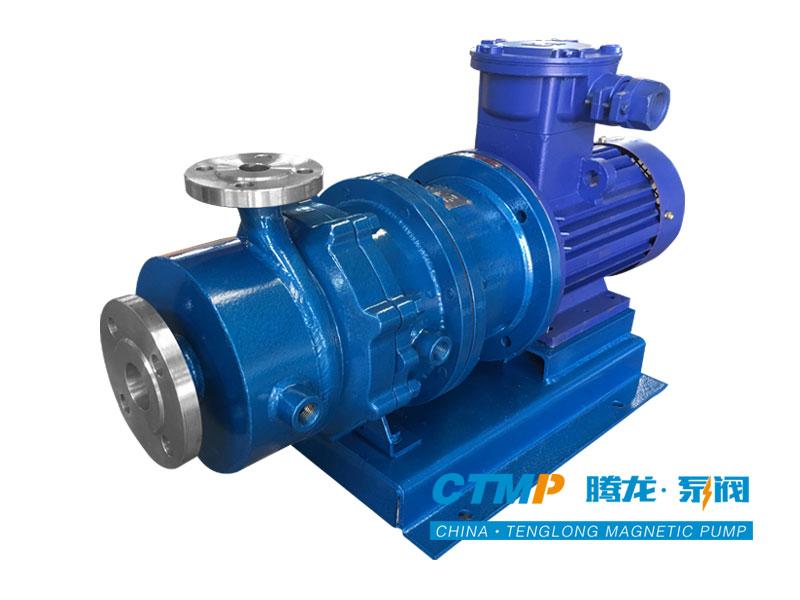 CQB-GB高温不锈钢磁力泵