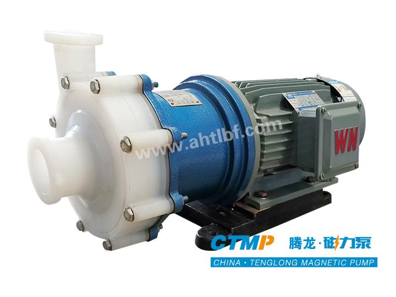 CQB-F氟塑料磁力泵(直联式)